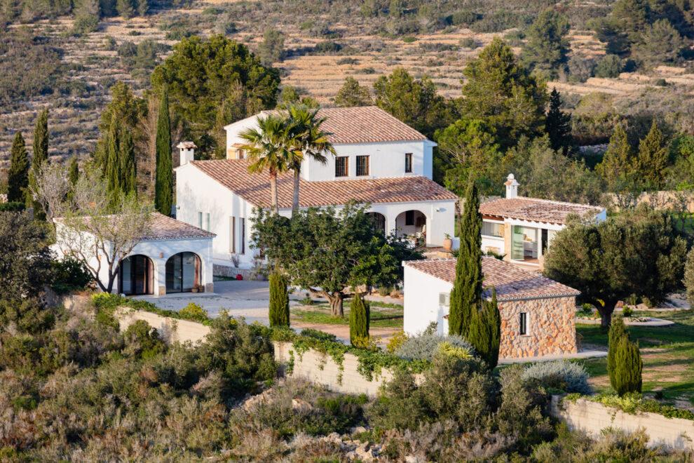 Boutique hotel Casa Alba boek nu een weekend Spanje, zon en natuur vakantie