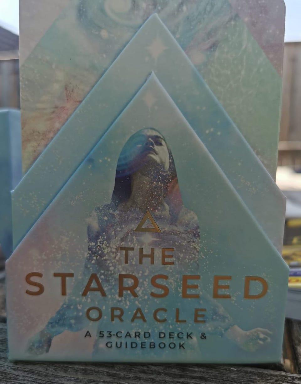 Tarot kaart leggen, The Starseed Oracle Deck