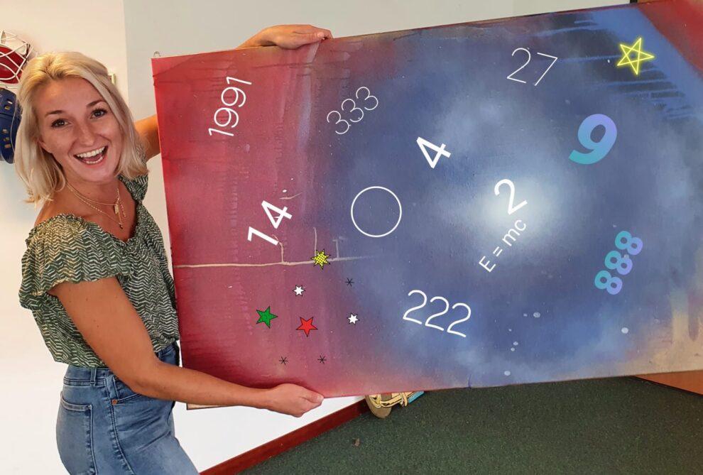 numerologie uitrekeningen, levenspad en betekenis door Achelle Koonings