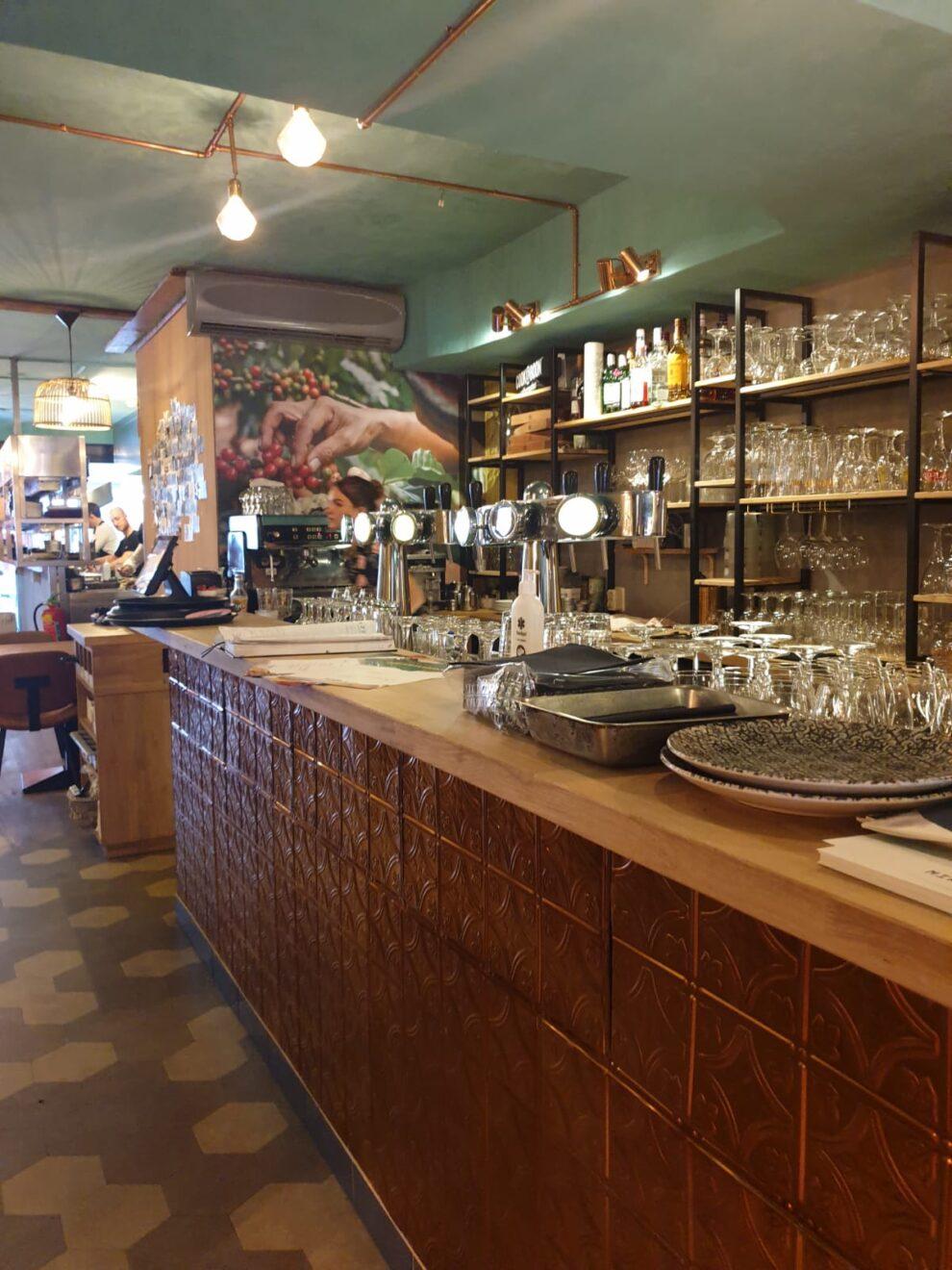 Eetbar Mikmak de bar