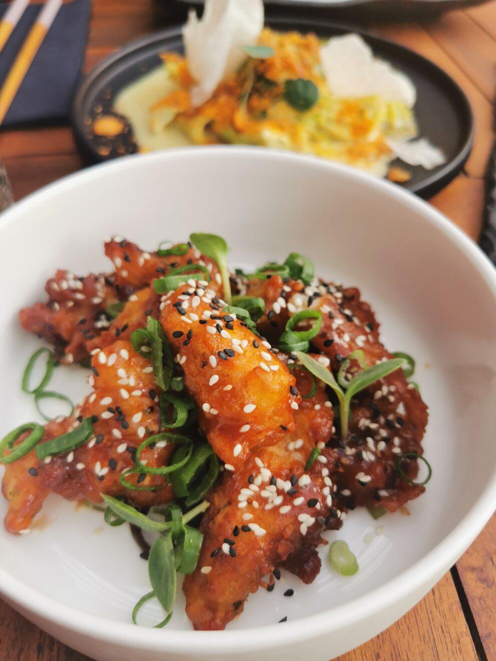 fish tempura gerechten restaurant MikMak