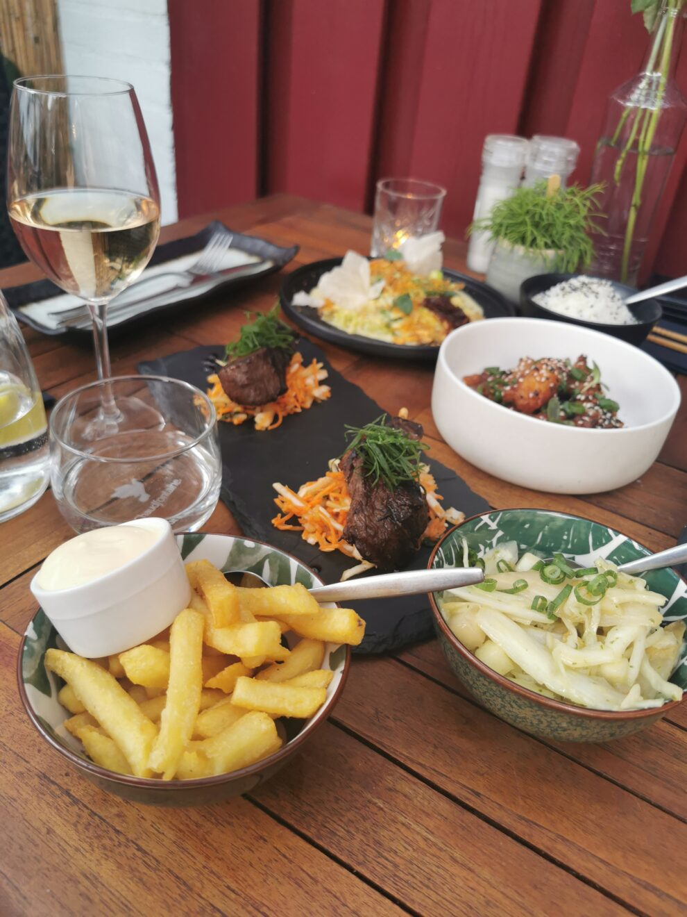 Shared dining bij Eetbar MikMak