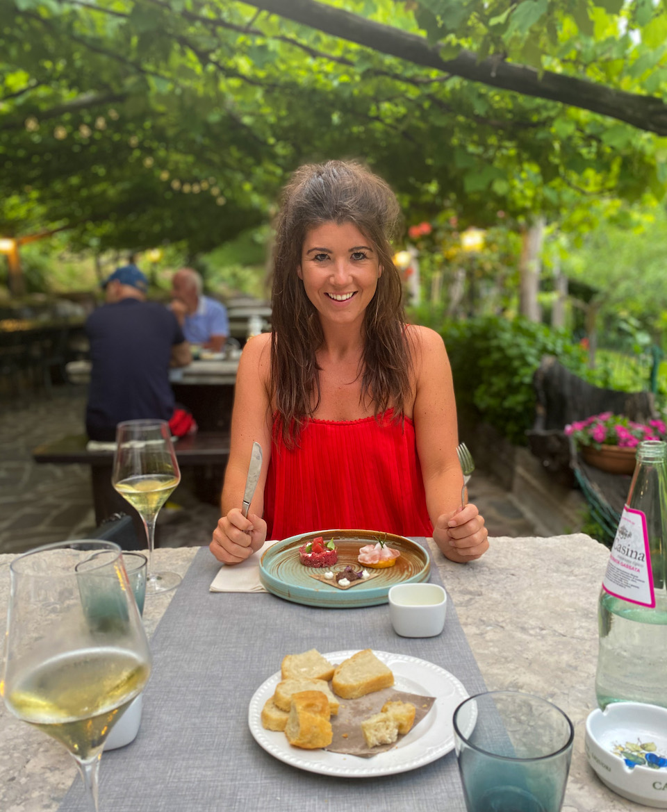 Restorante La Casina eten rondom Riva Del Garda restaurants gardameer