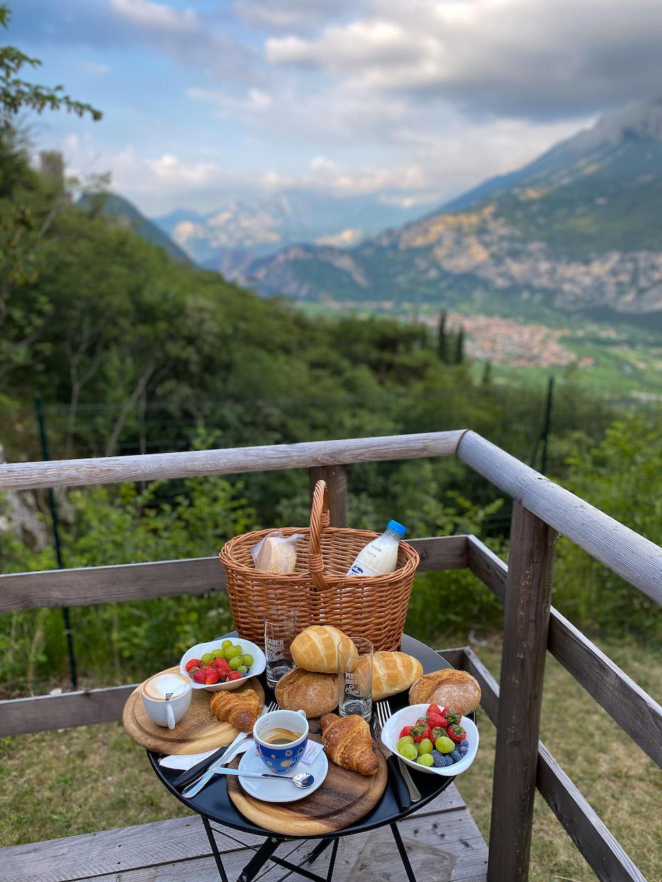 Overnachten rondom Riva del Garda Camping Drena
