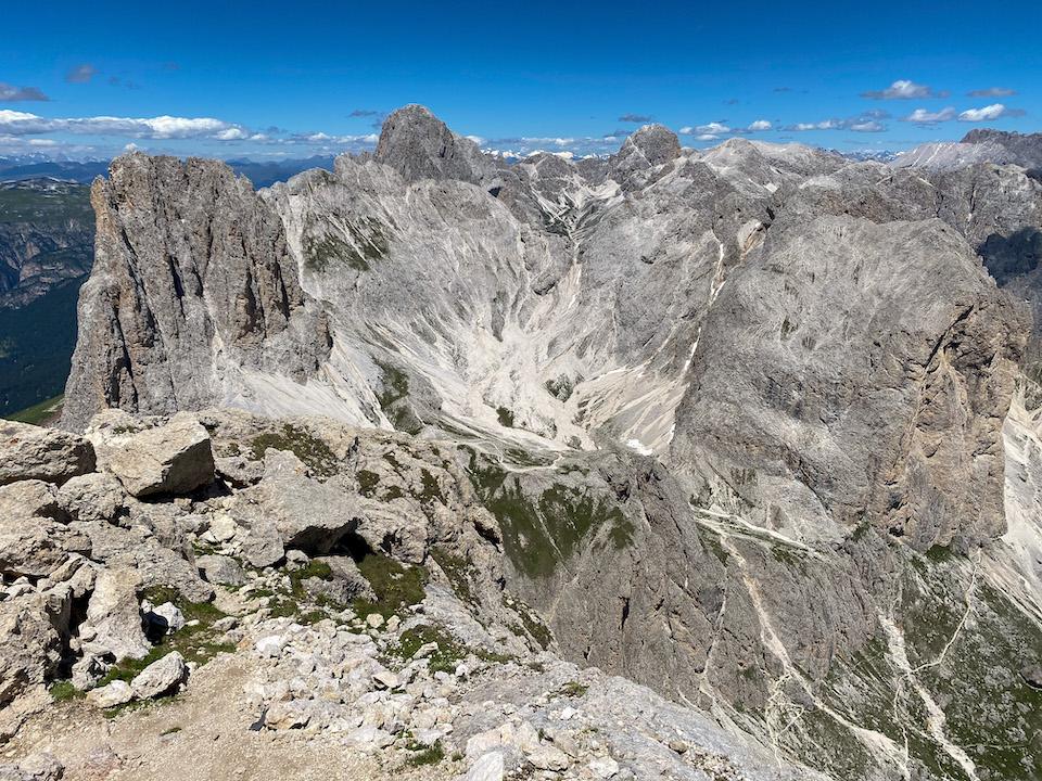 Noord-Italie roadtrip huttentocht Dolomieten