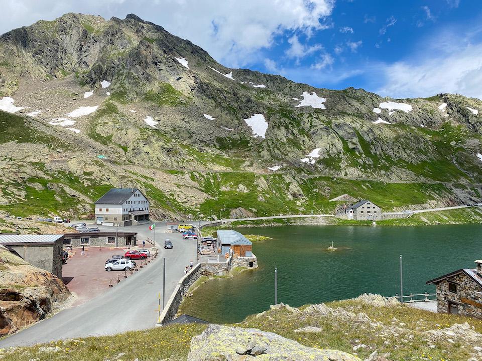 Zwitserland Grote Sint-Bernhardpas
