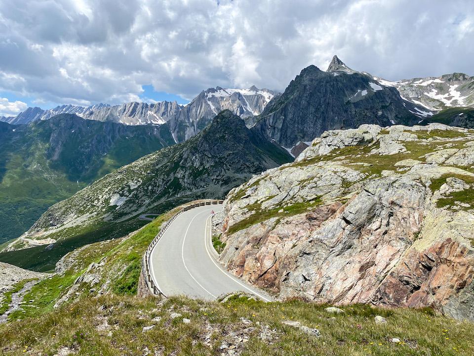 grote Sint-Bernhardpas - Valle d'Aosta
