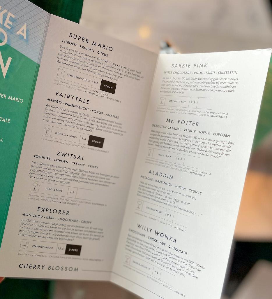 Ijssmaken bij Intelligentia Taste Rooms Strijp S Eindhoven onder andere Harry Potter ijs