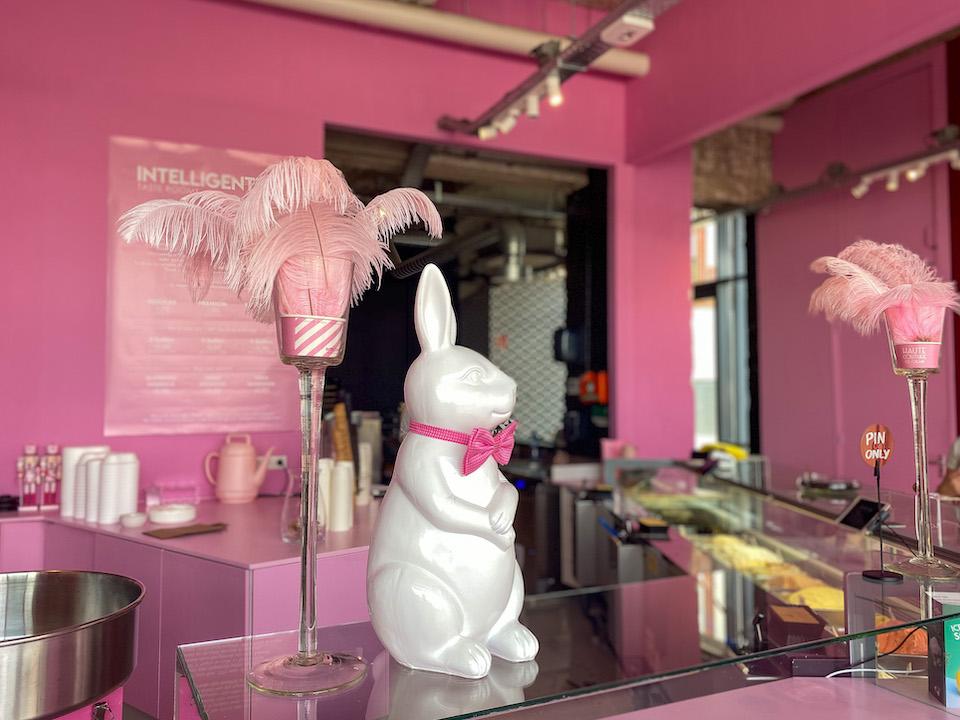 Intelligentia Taste Rooms Strijp S Eindhoven, beste ijscreatie van Nederland 2020