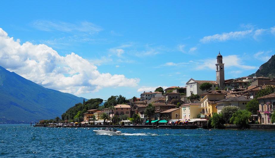 bezienswaardigheden roadtrip Noord Italie Limone Sur Garda.