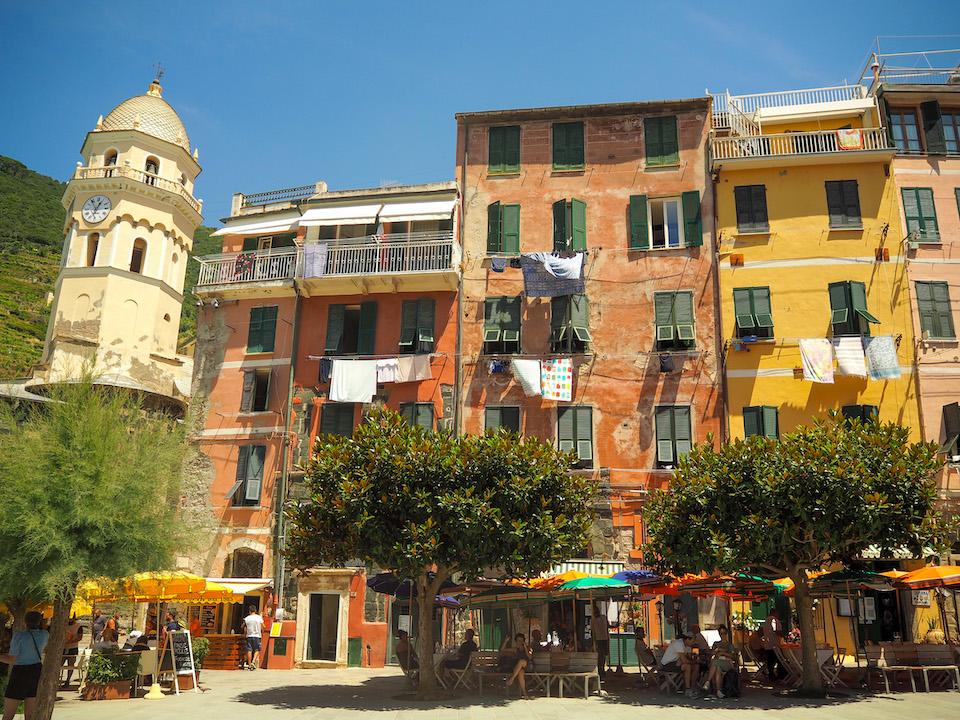 bezienswaardigheden roadtrip Noord Italie Vernazza Cinque Terre
