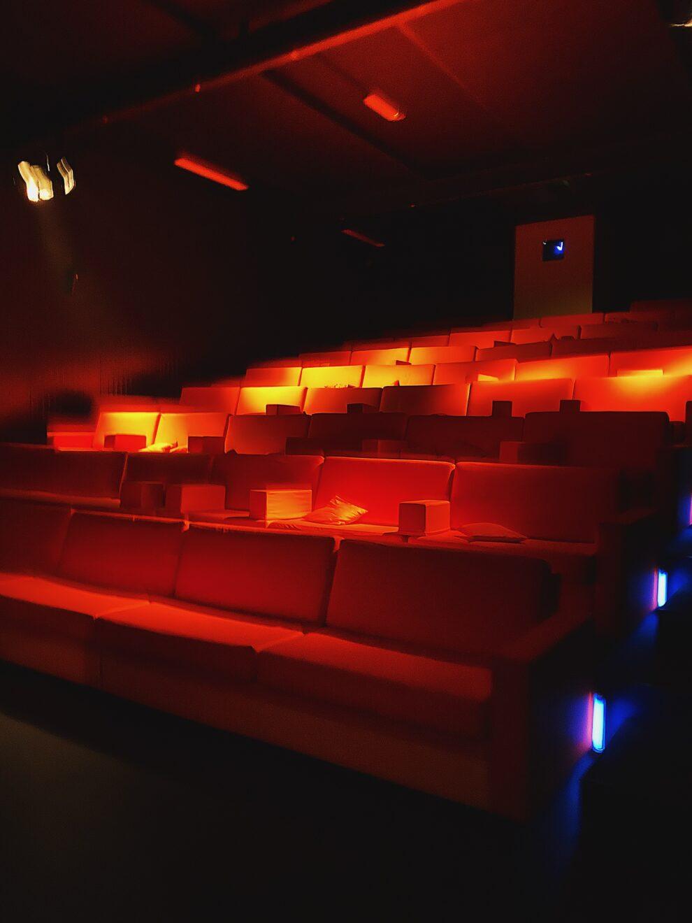 bioscoop FC Hyena in Amsterdam Noord
