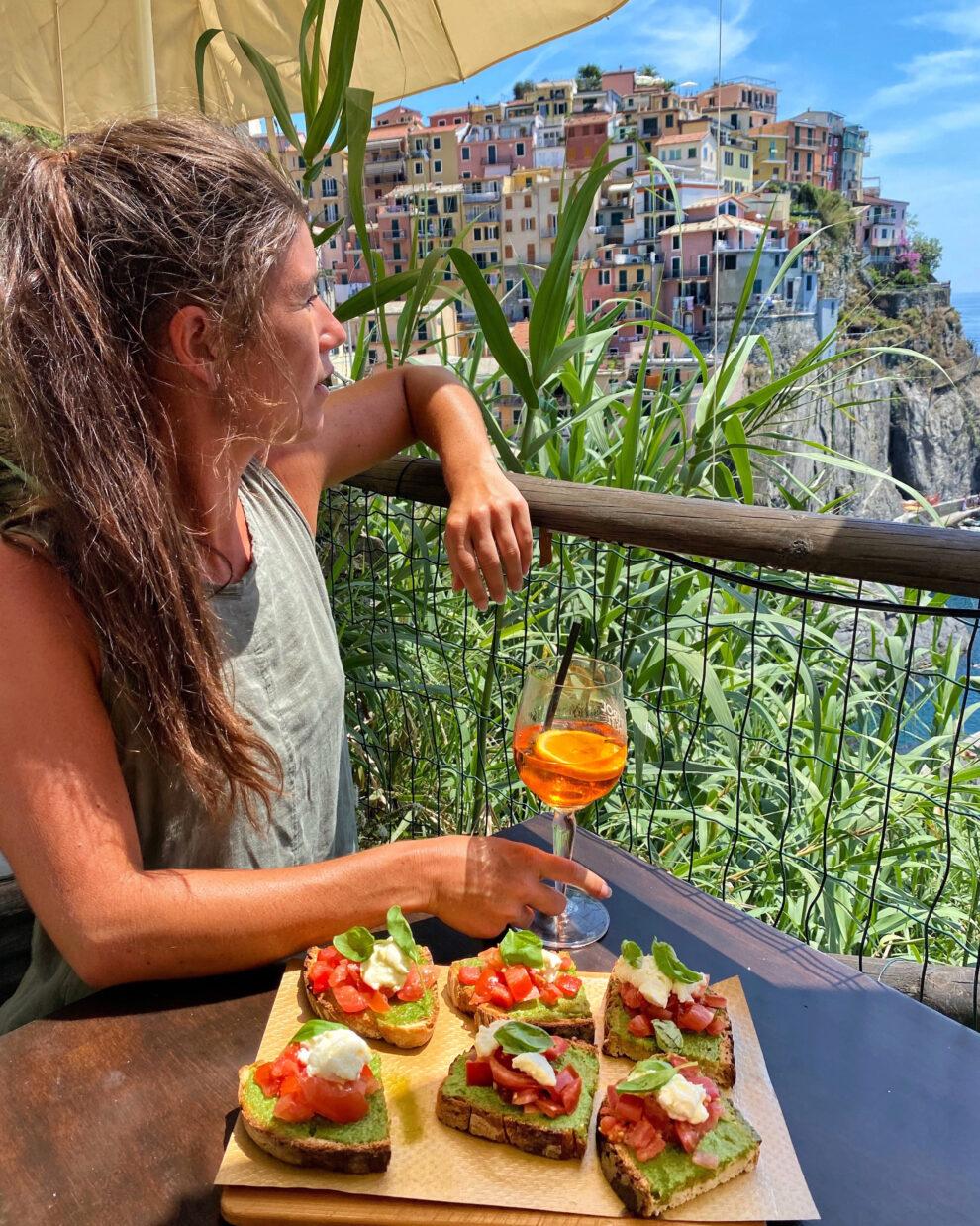 Nessun Dorma Manarola Cinque Terre, review