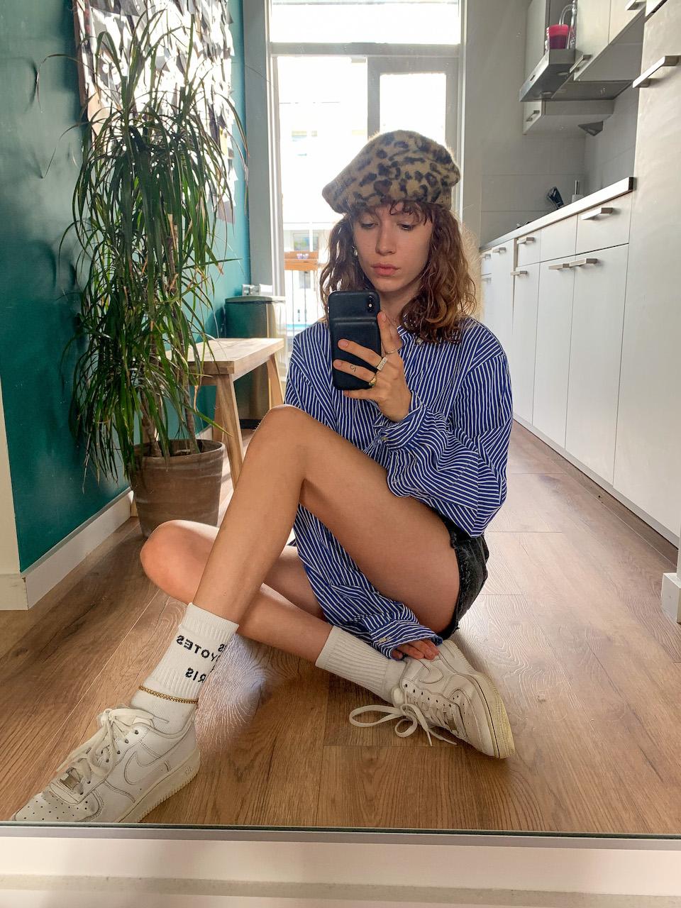 sportsokken trend Pip Peters mode fashionblog