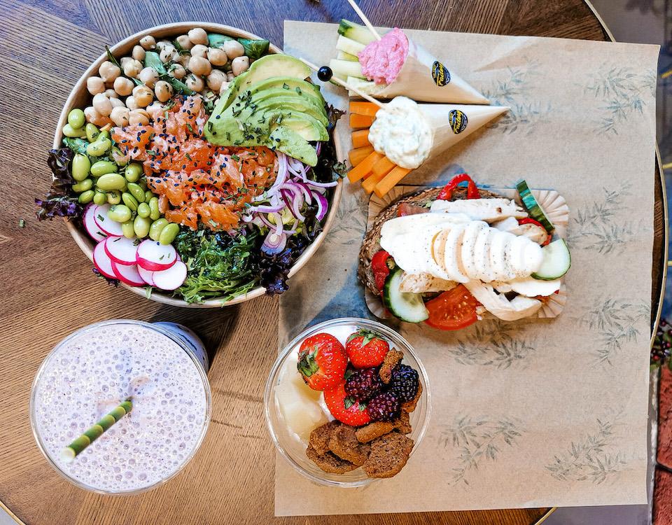 The Fresh Factory Nijmegen: Healthy Fast Food