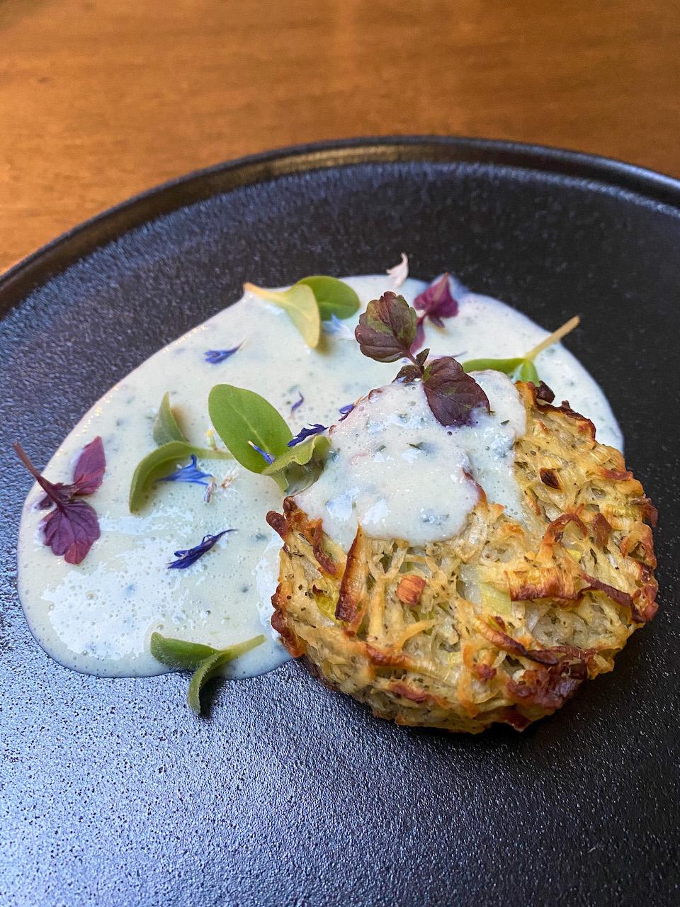 restaurants riva del garda vegan eten Officina Verde