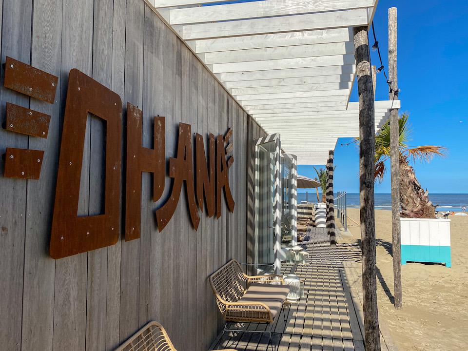 Nieuwe strandtent in Zandvoort aan Zee Ohana Beach