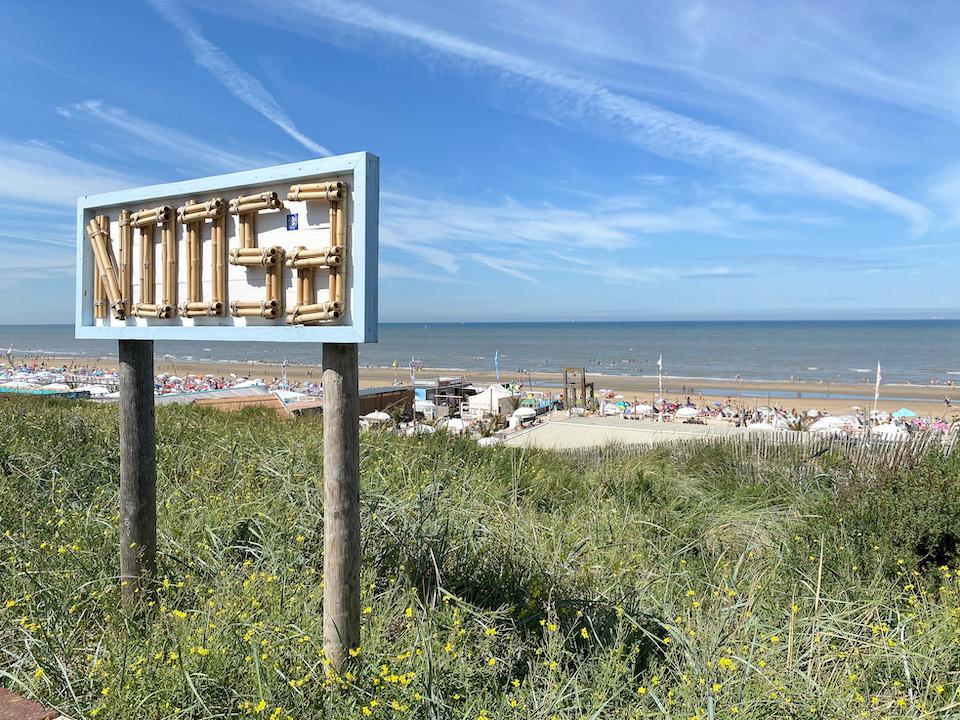 Noosa Beach van Kiki Coster geopend in 2020 nieuwe strandtent in Zandvoort