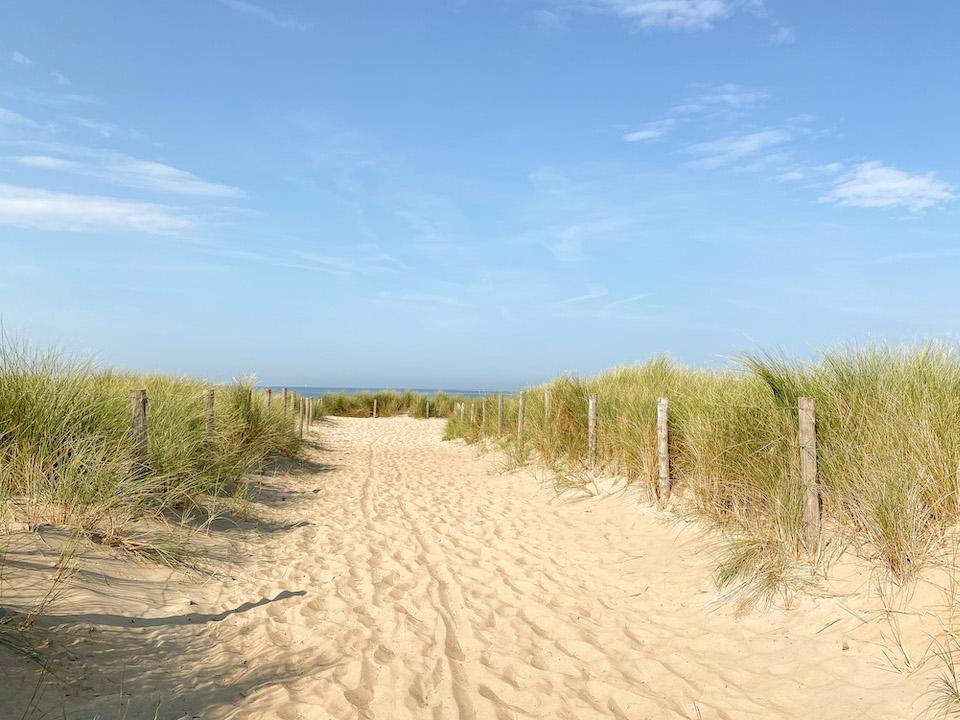 Hoe kom je bij Fosfor Zandvoort aan Zee - duinen