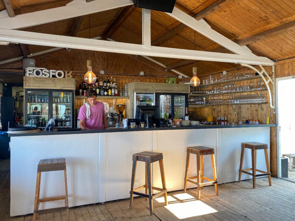 bar Fosfor Zandvoort aan Zee