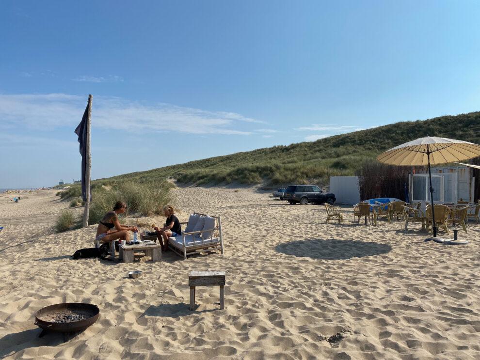leuke strandtenten in Zandvoort aan Zee