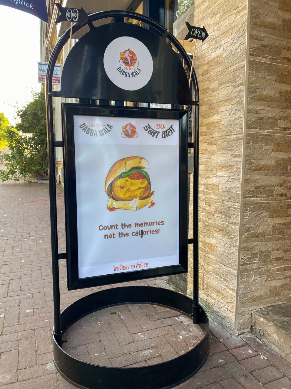 Dutch Dabba Wala: Indiaas eten in Amsterdam