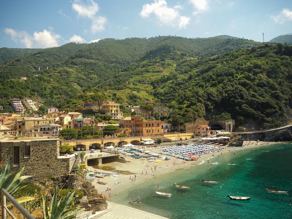 Stranden Monterosso al Mare