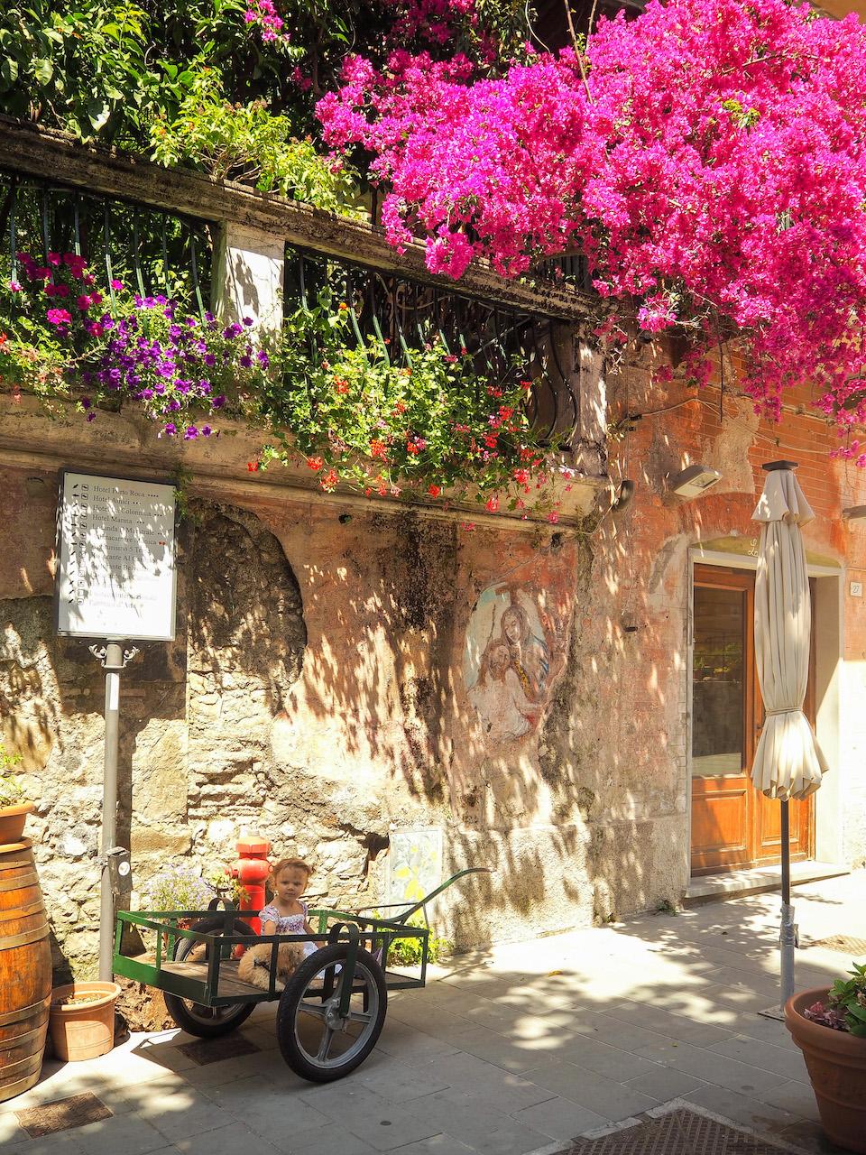 oude centrum van Monterosso al Mare