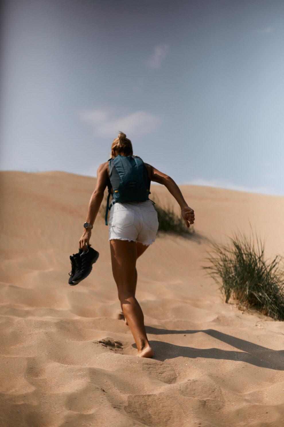 De duinen in Bloemendaal aan zee - Parnassiaaan Zee - wandelen in Nederland