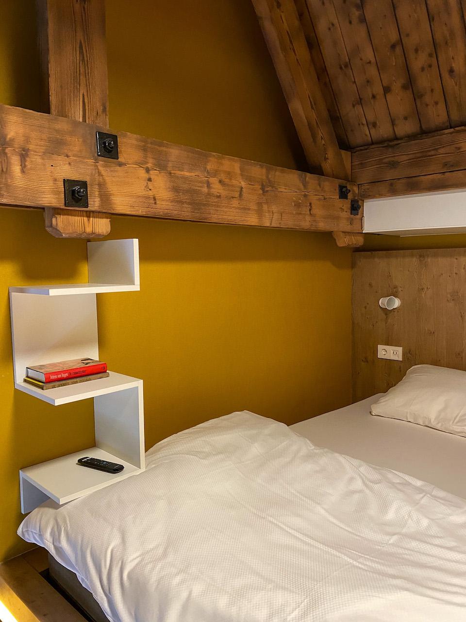 kamers Bunk hotel Amsterdam