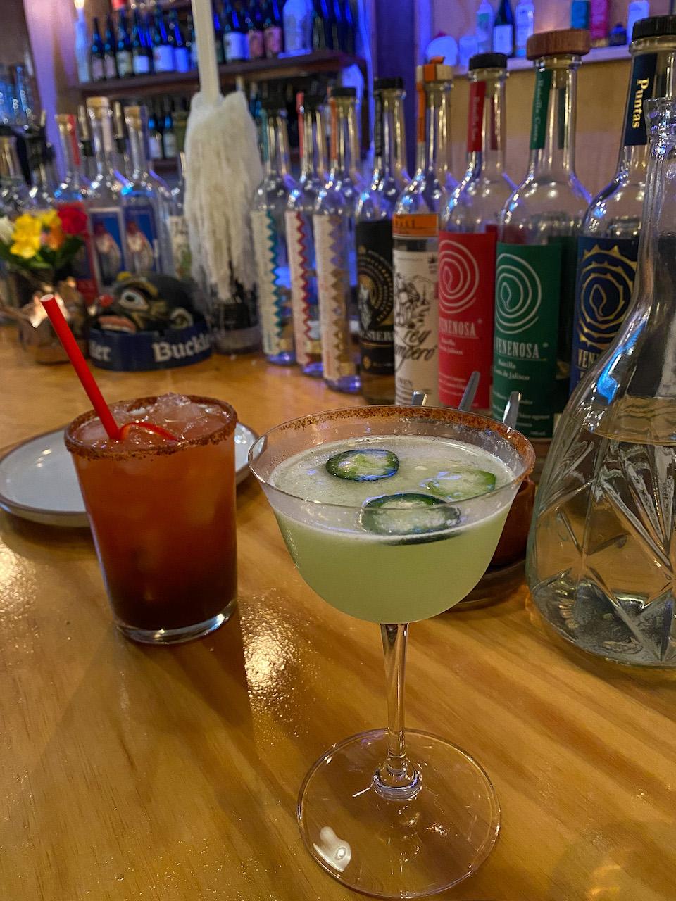 Cocktails drinken in Amsterdam Noord