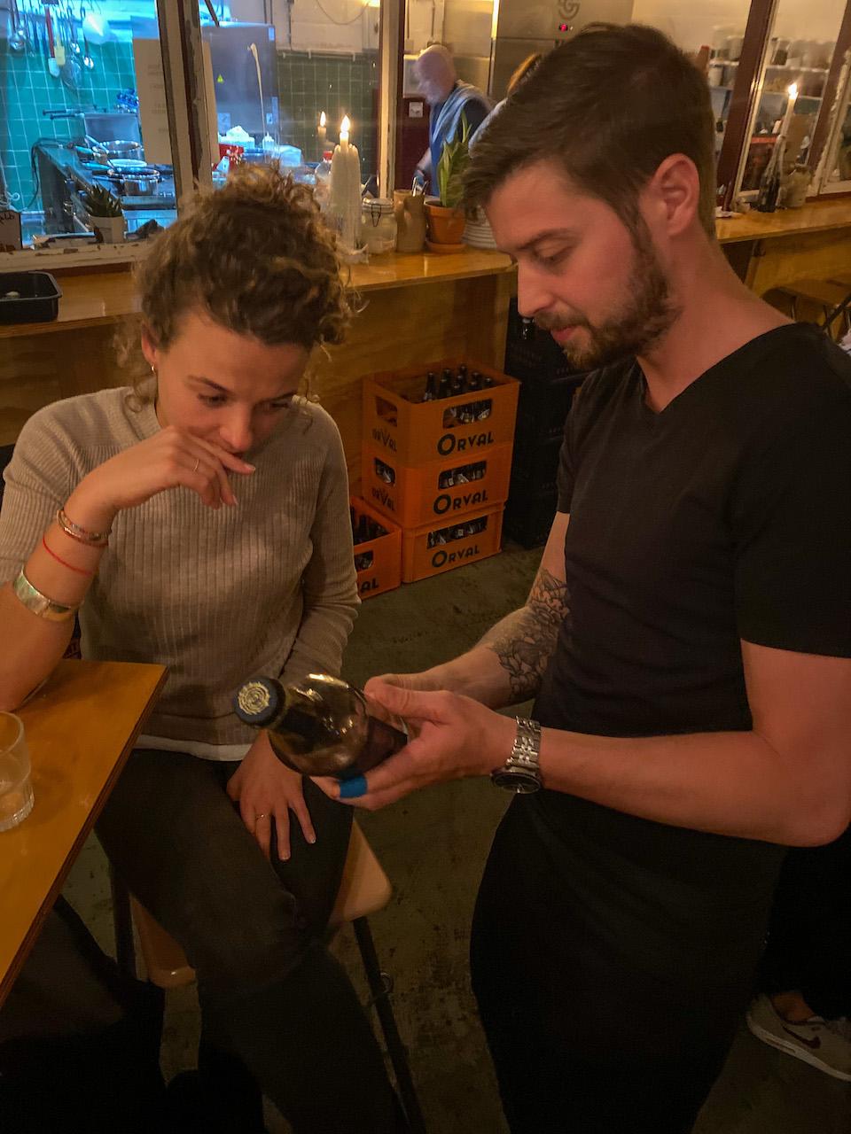 Mezcal proeven Amsterdam Mexicaans eten in Amsterdam noord