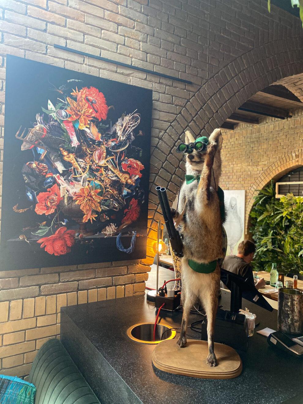 Kunst in Amsterdam Noord - hotels in Amsterdam