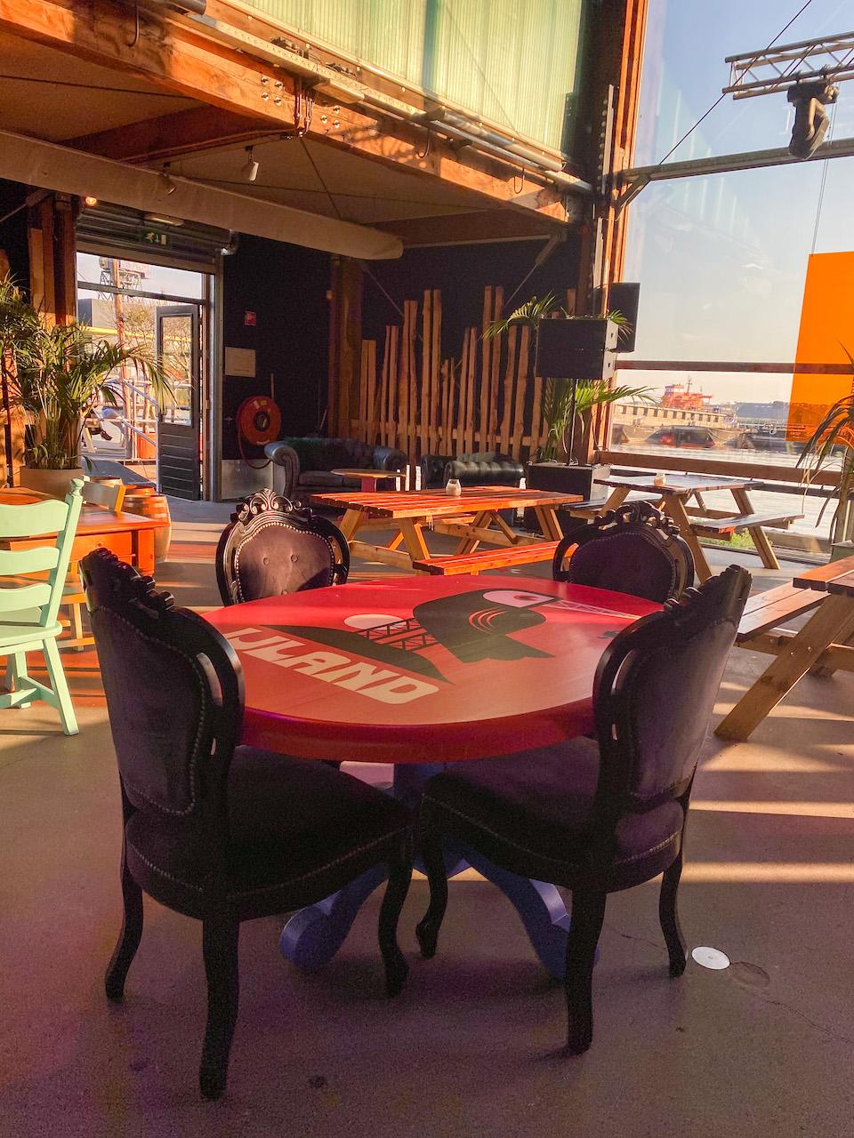 Nieuwe restaurants in Amsterdam voor 2020 Amsterdam Noord IJLAND - voorheen Undercurrent