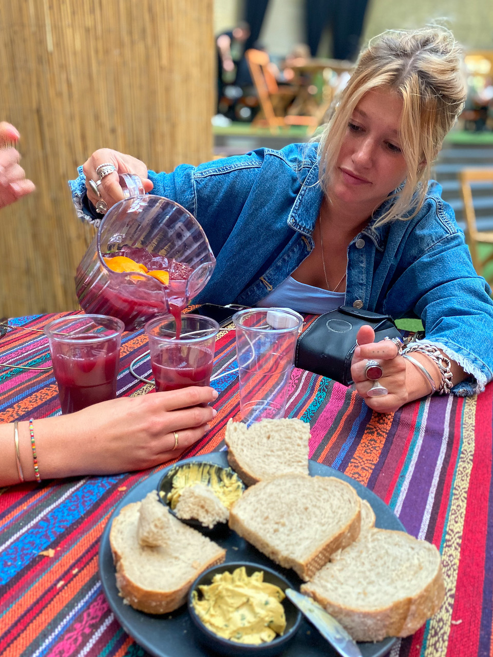 borrelen en dineren op vrijdag in Amsterdam West