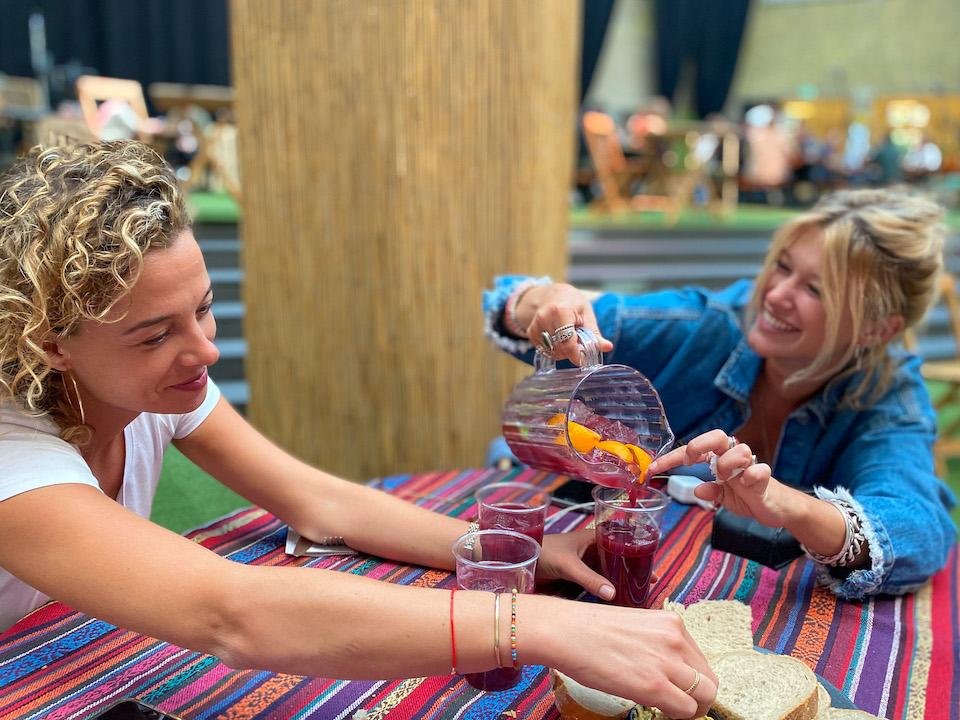 EdelWise - Het Sieraad, borrelen en dineren op vrijdag in Amsterdam West