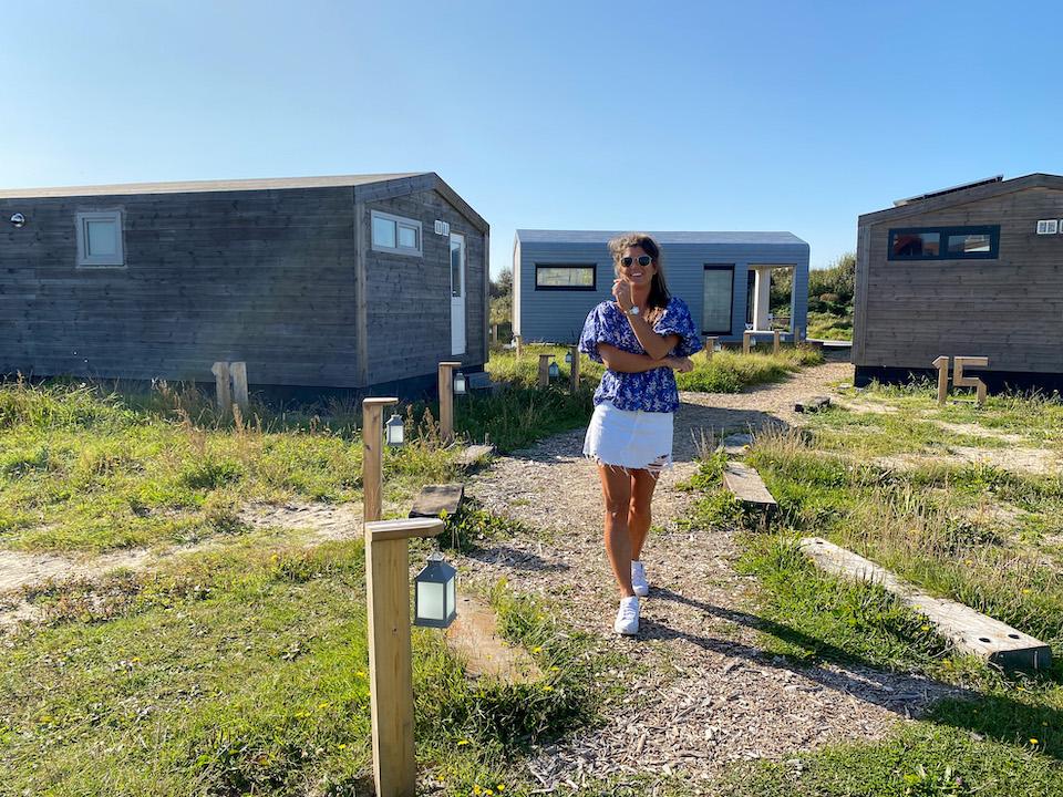tiny houses digital nomad rauwe duinen