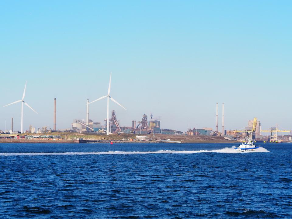 Velsen Noord, Tata Steel