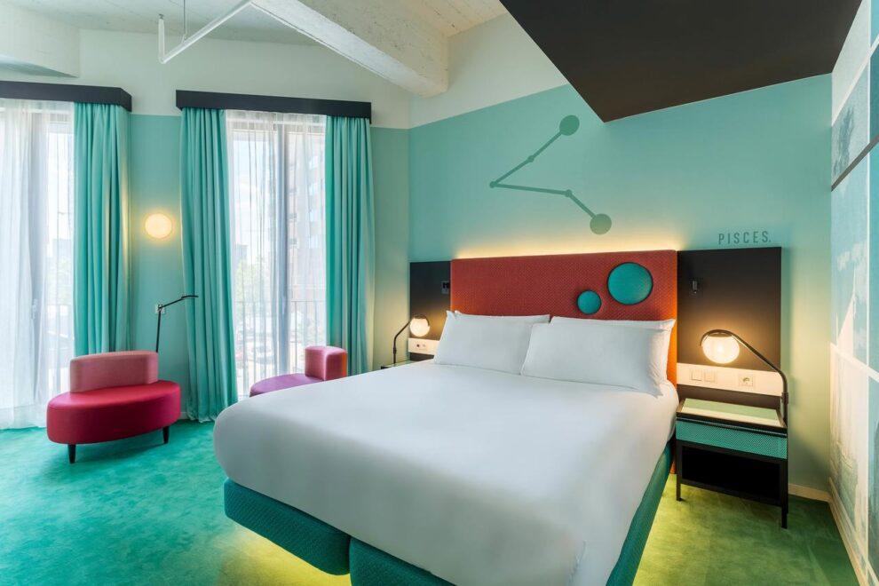 Kop van Zuid Rotterdam hotels Hotel Room Mate Bruno