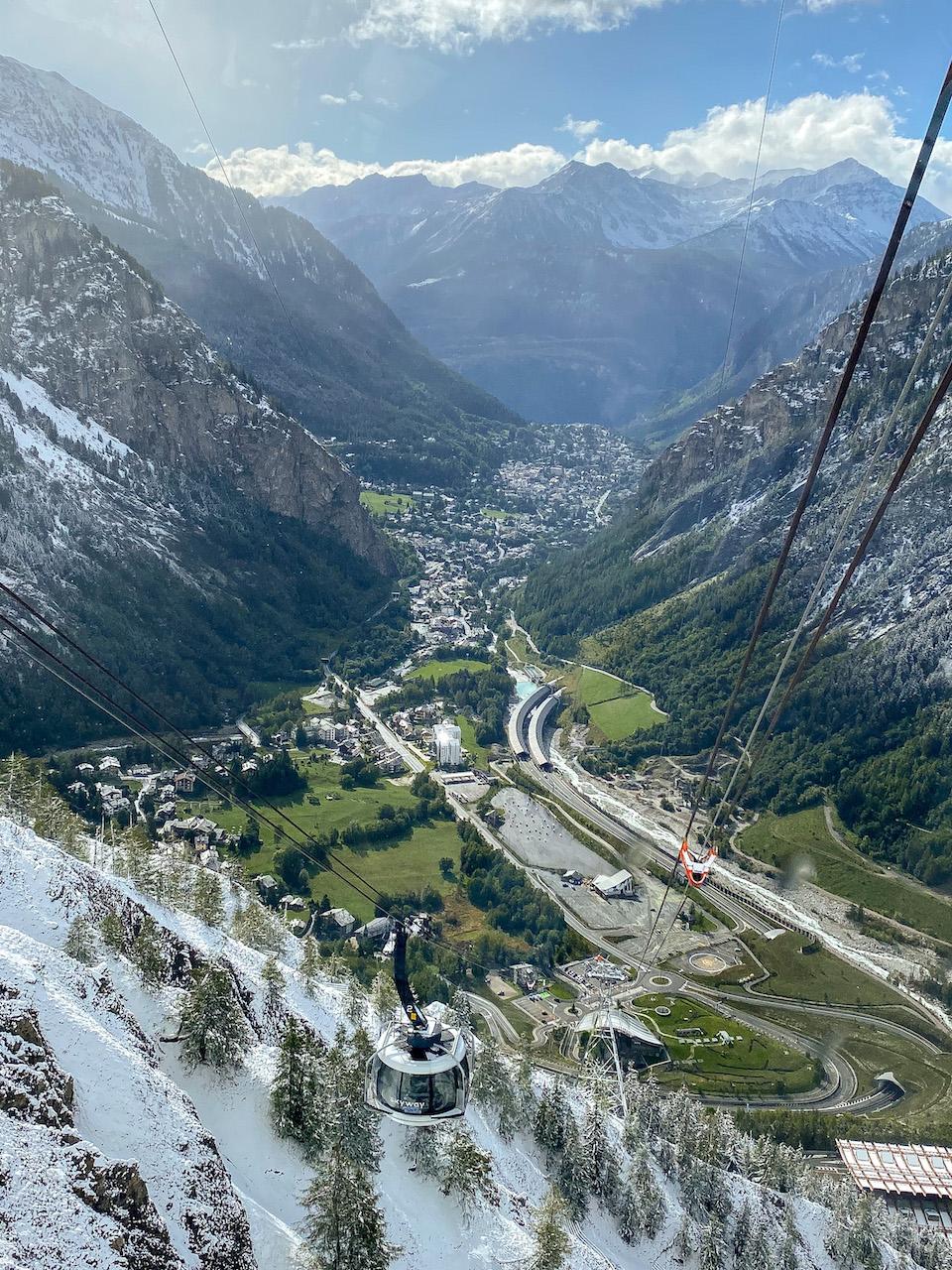 Skyway Monte Bianco tips en alles wat je moet weten