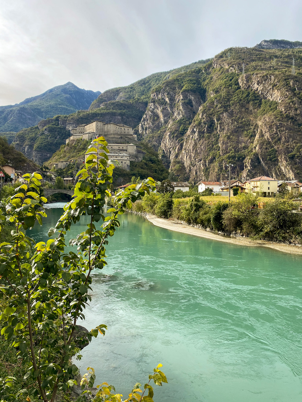 Forte di Bard - Mooiste plekken en bezienswaardigheden Valle d'Aosta
