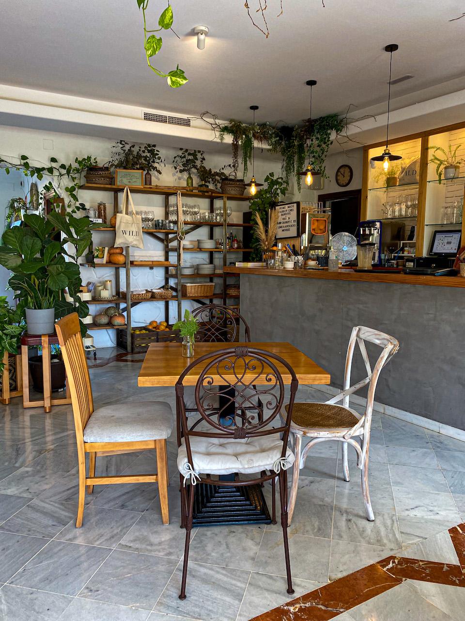 restaurants Marbella en omgeving, Wild Estepona