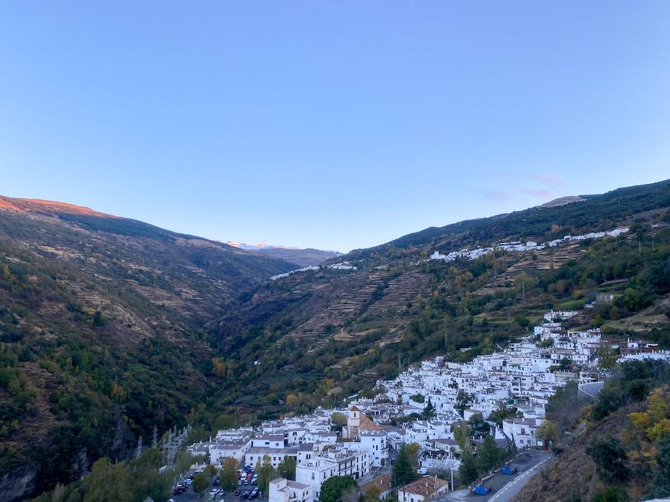 Pampaneira  - bubion - Capileira - Alpujarras