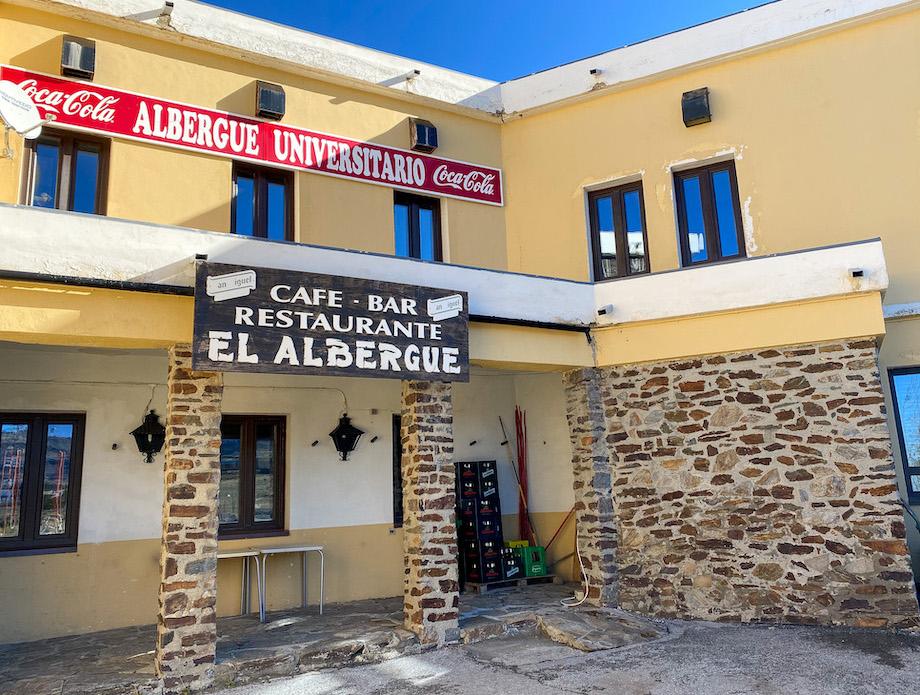 Albergue Universitario Sierra Nevada overnachten