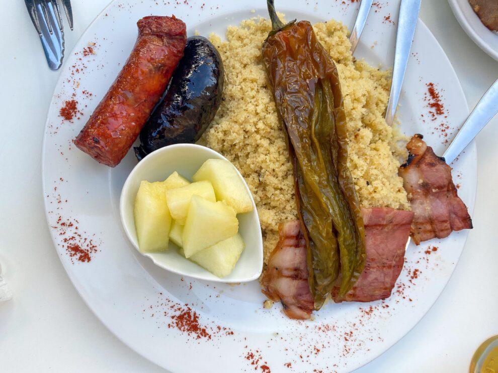 Typische gerechten uit de Alpujarras - Migas Alpujarreñas