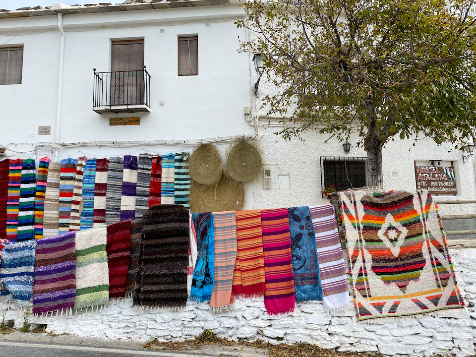 Moorse invloeden in de Alpujarras