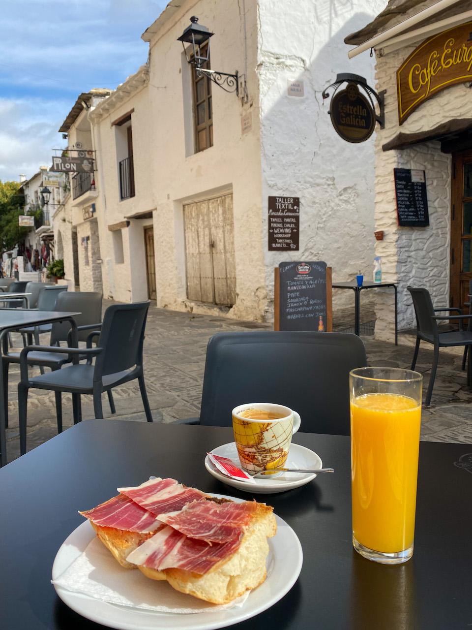 Pampaneira Poqueira-dal, mooiste dorp van Spanje