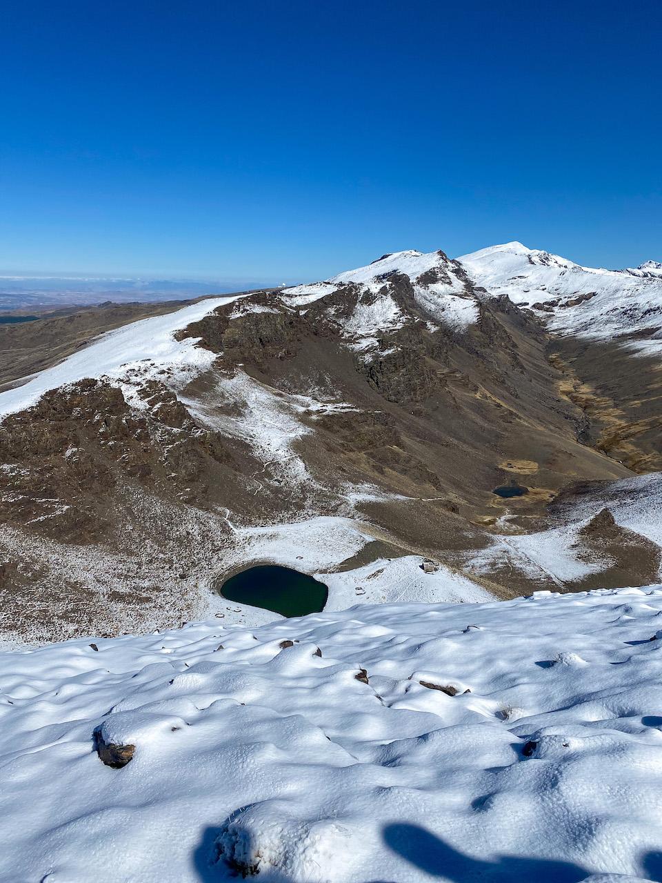 Laguna del Caballo - Lanjaron Alpujarras