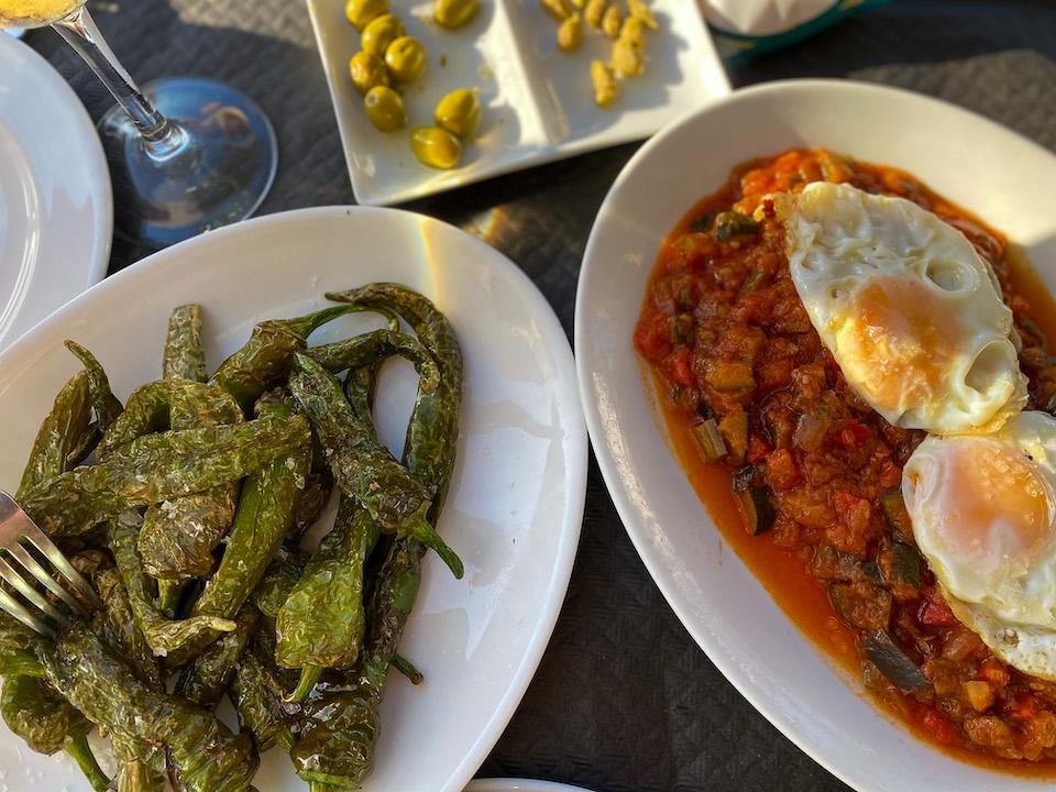 Restaurante Otero Bolonia lekkerste restaurant in Bolonia Spanje
