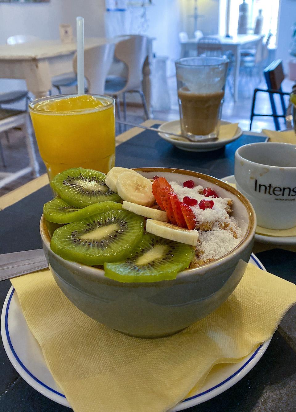 Cafe Azul - Ontbijten in Tarifa
